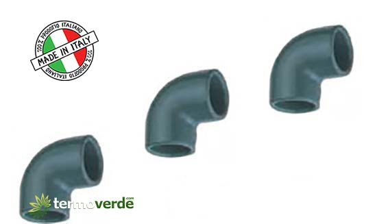 Irritec Pvc Elbows
