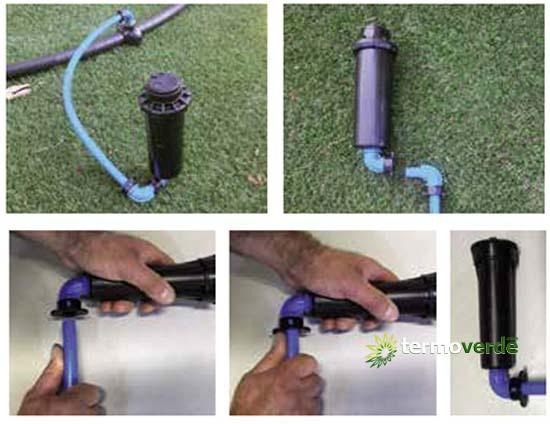 Orbit Blu Lock