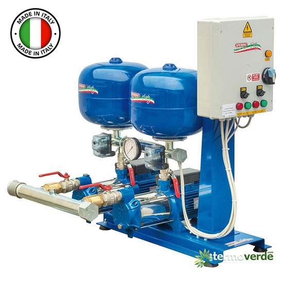 Speroni Pressure System