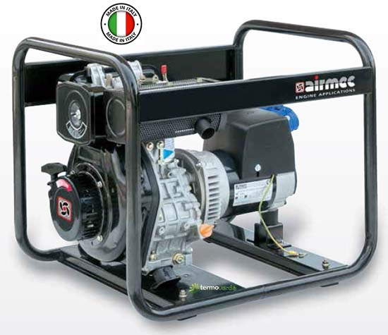 Airmec Generators