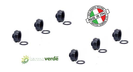 Irritec Polypropylene Adaptors