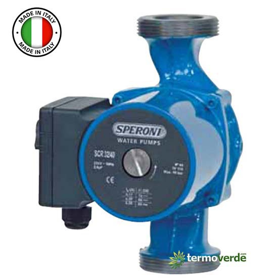 Speroni Circulating Pumps