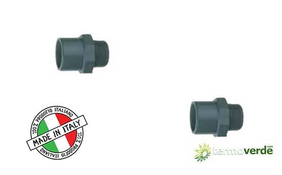 adaptateurs PVC