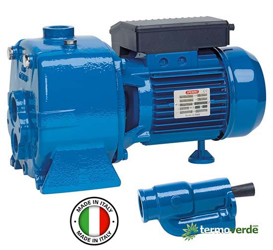 Speroni Deep Suction Pumps