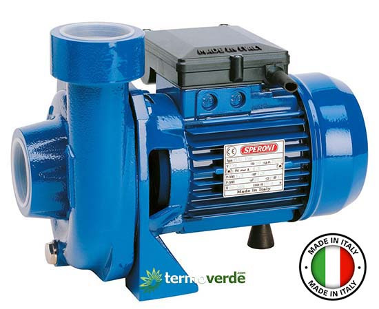 Speroni Low Head Pumps