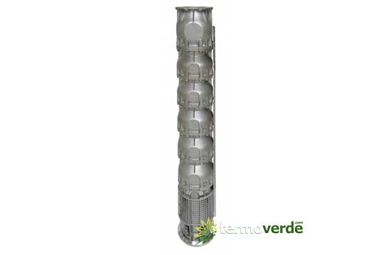 FB 12 Stainless Steel AISI Submersible Pumps