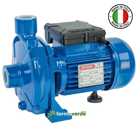 Speroni Centrifugal Pumps