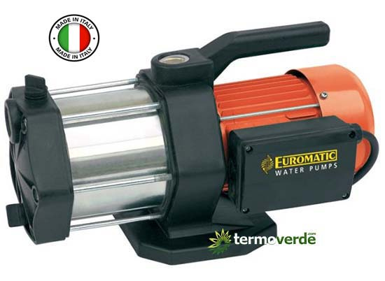 Euromatic Multi Impeller Pumps