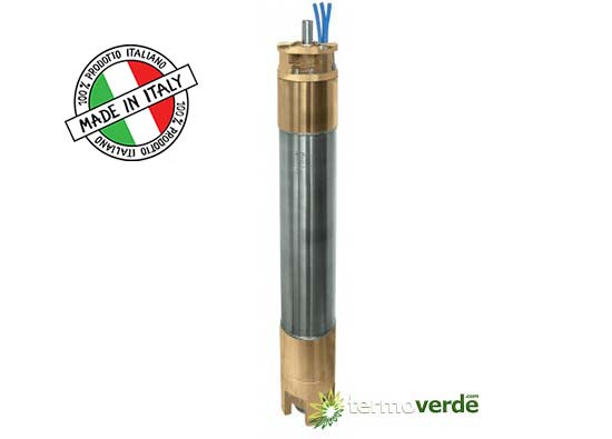 FB 8 Bronze Submersible Motors