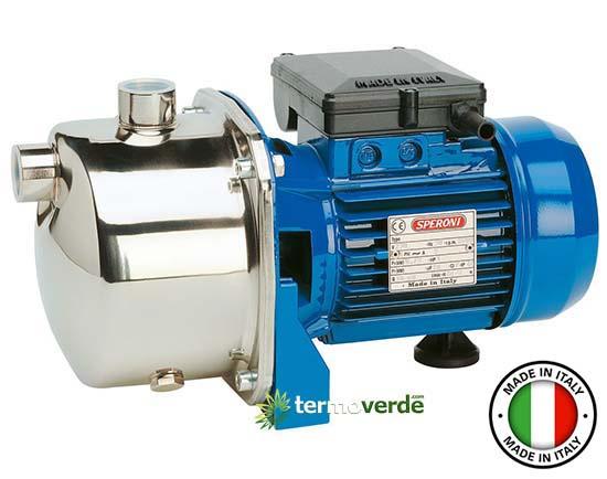 Speroni Multi Impeller Pumps