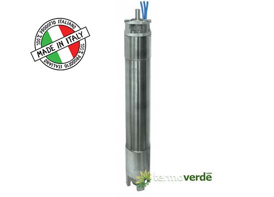 FB 8 AISI Steel Submersible Motors