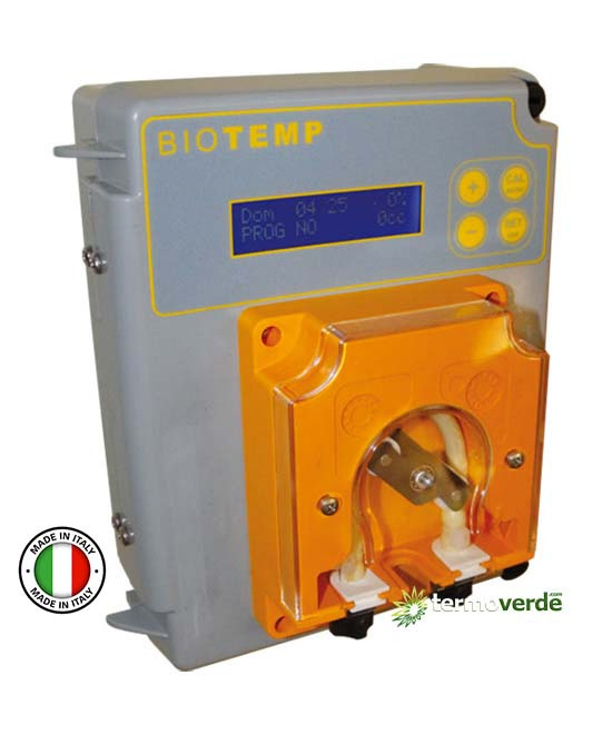 Injecta Bio Dosing Pumps
