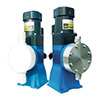 Taurus TM 07 Dosing pump  3~400V - PVDF - 20,0 l/h