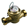 "Injecta WM.RH1 Water meter - 1/2"" - 4 imp./lt"