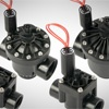 "Hunter PGV 1"" F/F 24 Vac - Solenoid valve"