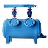"Irritec ER 4"" BSP F - 450 kg - Dual chamber sand filter"