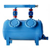 Irritec ER dn 125 - 600 kg - Dual chamber sand filter