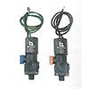 Baccara G75U 9-12 VDC latch - 3 Way pilot plastic solenoid